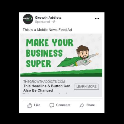 facebook advertising agency south dublin