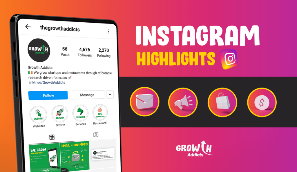 instagram highlight graphics